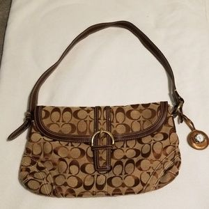 Handbags - Coach purse Brown/tan